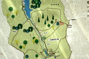 kasamatuyama map